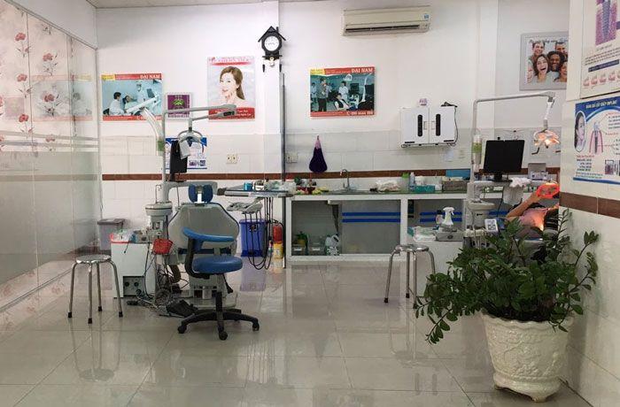Phòng điều trị tại Nha khoa Sài Gòn